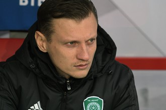 Главный тренер «Ахмата» Михаил Галактионов