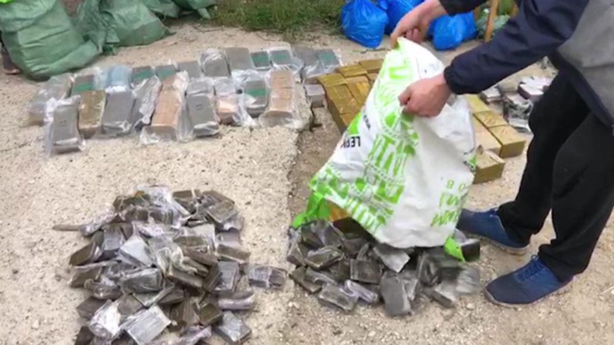ФСБ изъяла 440 килограммов наркотиков из онлайн-магазина в даркнете
