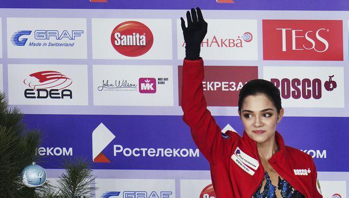Российский тренер по фигурному катанию Этери Тутберидзе