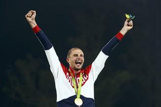 Александр Лесун наконец-то стал олимпийским чемпионом. Теперь можно отмечать