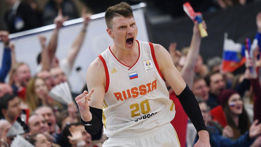 Андрей Воронцевич стал одним из главных героев решающего матча с Финляндией