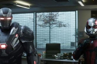 Кадр из фильм «Мстители: Финал» (2019)
