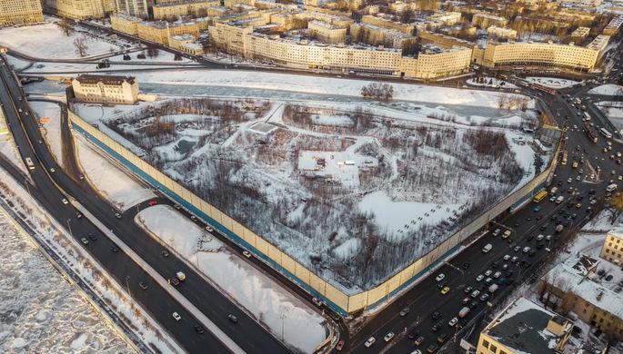 «Газпром нефть» займется «зеленым» девелопментом бывшей промзоны Санкт-Петербурга