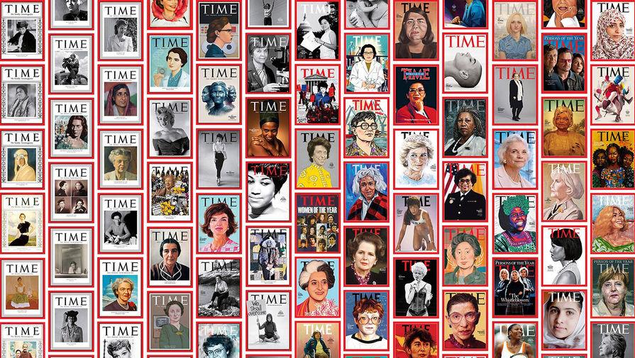 Time включил в список главных женщин века россиянок