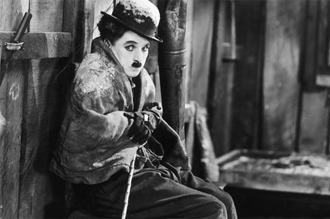 Кадр из фильма «Золотая лихорадка» (1925)