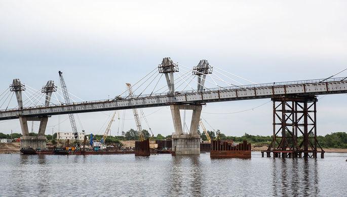 Амурский мост: как Россия заходит в Китай