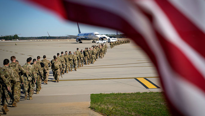 Марш-бросок из Сирии: США стягивают войска в Ирак