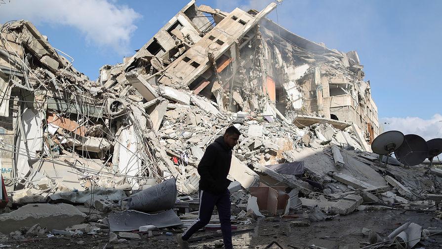В Кремле прокомментировали ситуацию вокруг палестино-израильского конфликта