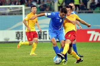 В игре капитан сборной Узбекистана Одил Ахмедов
