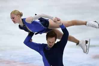 Евгений Тарасова и Владимир Морозов принесли России первую медаль на чемпионате мира по фигурному катанию