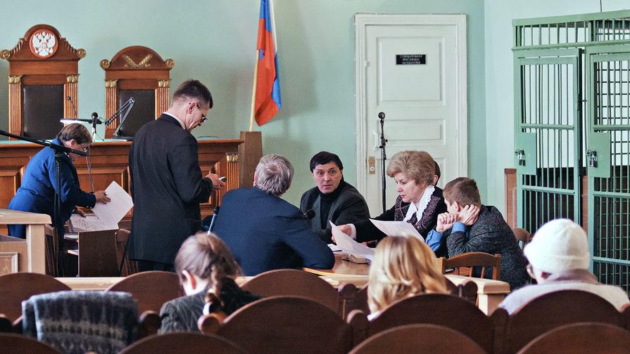 В России с 1 июня расширяется компетенция суда присяжных - Газета.Ru