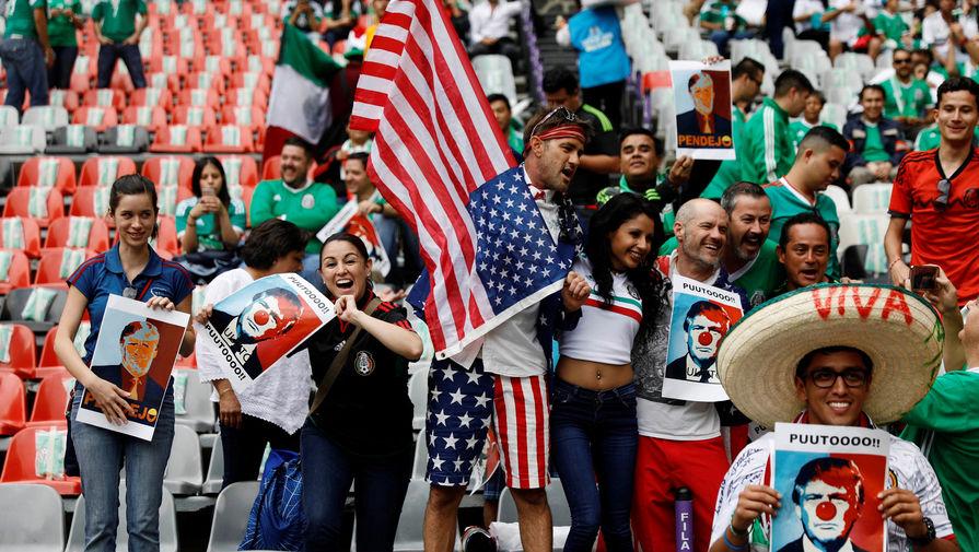 США, Канада и Мексика примут чемпионат мира по футболу - 2026