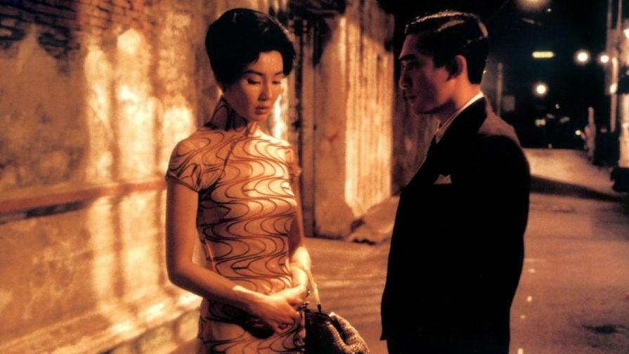 Китайский режиссер Вонг Карвай отмечает 60-летие