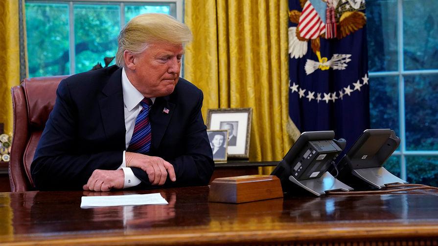 Британия расследует утечку писем с критикой Трампа