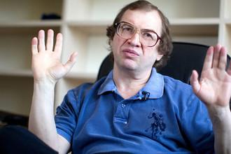 Сергей Мавроди во время интервью, 2011 год