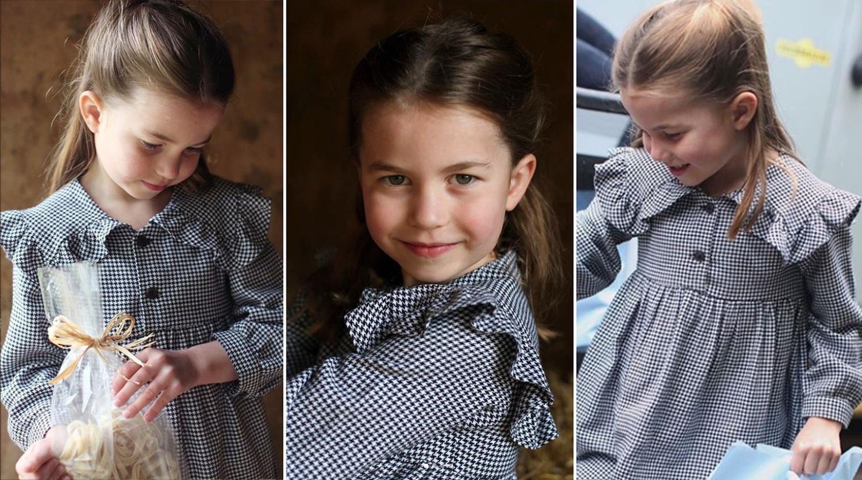 Принцесса-сорванец: 5 лет Шарлотте - Газета.Ru | Фото