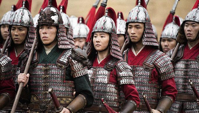 «Испортили фотошопом»: «Мулан» выйдет в кинотеатрах Китая