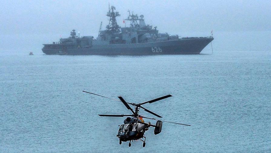 От Ла-Манша до Шотландии: как в Британии следят за кораблями России