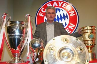 Юпп Хайнкес привел «Баварию» к трем трофеям в одном сезоне