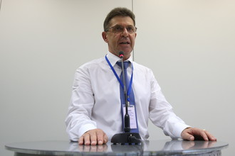 Новый глава Союза биатлонистов России Александр Кравцов
