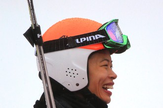 Ванесса Мэй может потерять свое 67-е место на Олимпиаде в Сочи