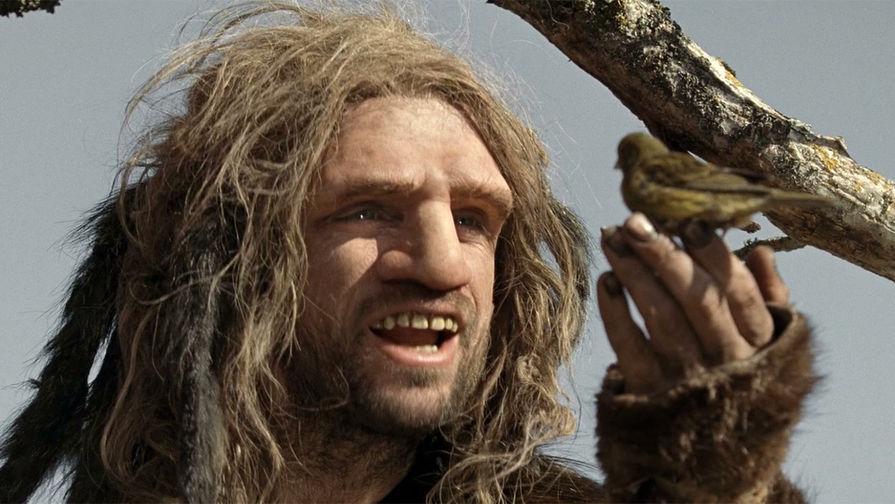 Кадр из фильма «Последний неандерталец» (2010)