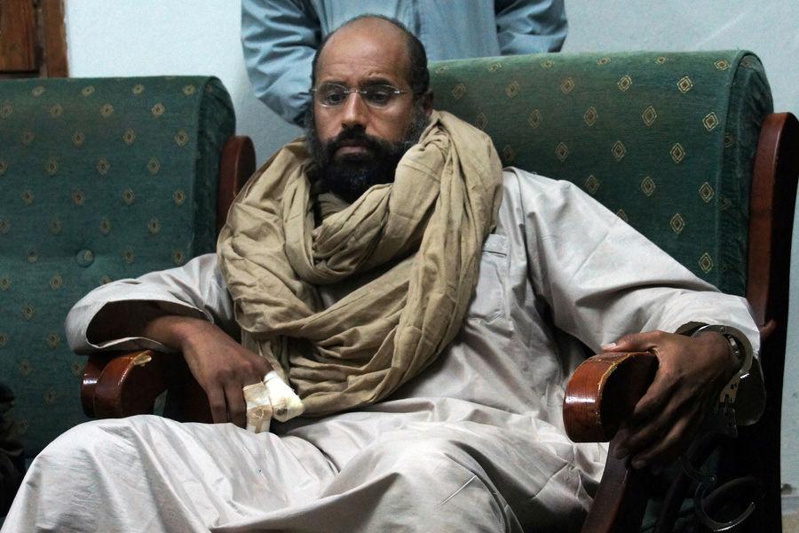 Сын Каддафи РѕР±СЉСЏРІРёР» РѕРїР»Р°РЅР°С… восстановить единство Ливии