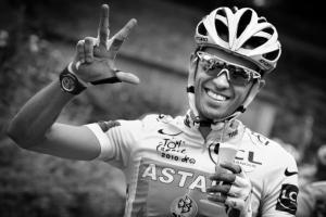 Альберто Контадор выиграл три «Тур де Франс»