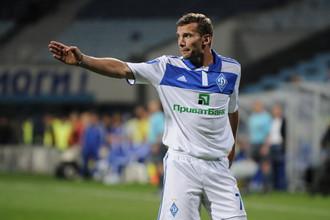 Андрей Шевченко открыл счет в матче