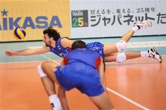 Обыграв Иран сборная России гарантировала себе участие в Олимпиаде