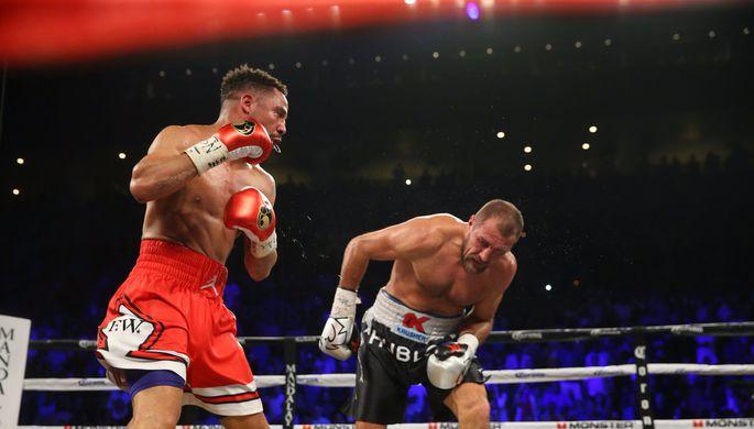 Андре Уорд одержал победу над Сергеем Ковалевым в матче-реванше