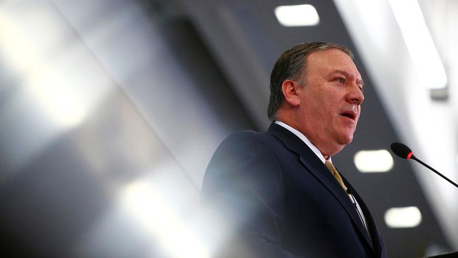 Помпео: Россия продолжит вмешиваться в выборы в США «даже в 2050 году»