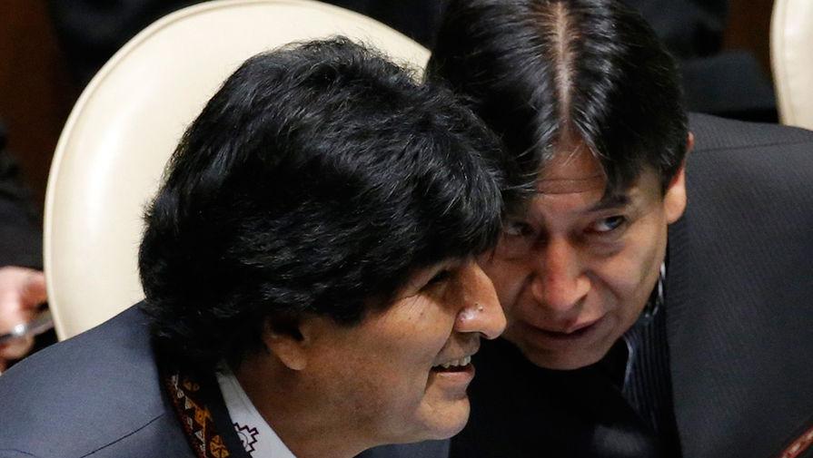«Малодушный теракт»: президент Боливии об атаке на энергосистему Венесуэлы