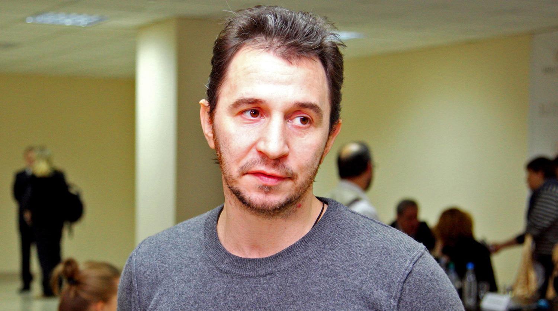 Петр Буслов