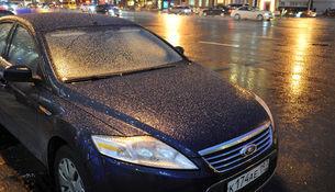 Снег и мороз: дороги Москвы покроются «ледяным панцирем»