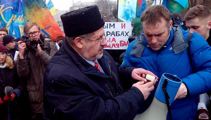 «Получат отпор»: Москва назвала провокацией «марш» Меджлиса