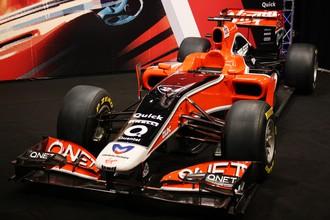 Marussia Virgin Racing сменит название