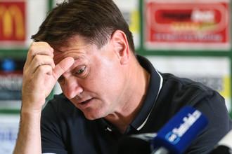 Дмитрий Алениччев проиграл свой первый официальный матч в роли главного тренера «Енисея»