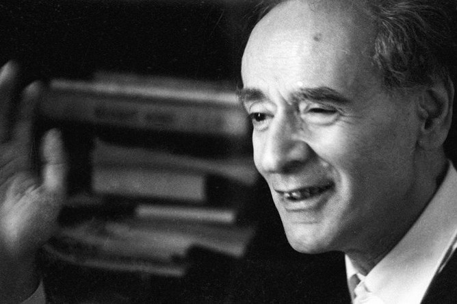 Советский физик, академик Лев Ландау
