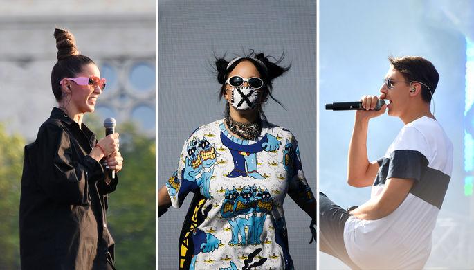 Русское в моде: 10 самых популярных песен года