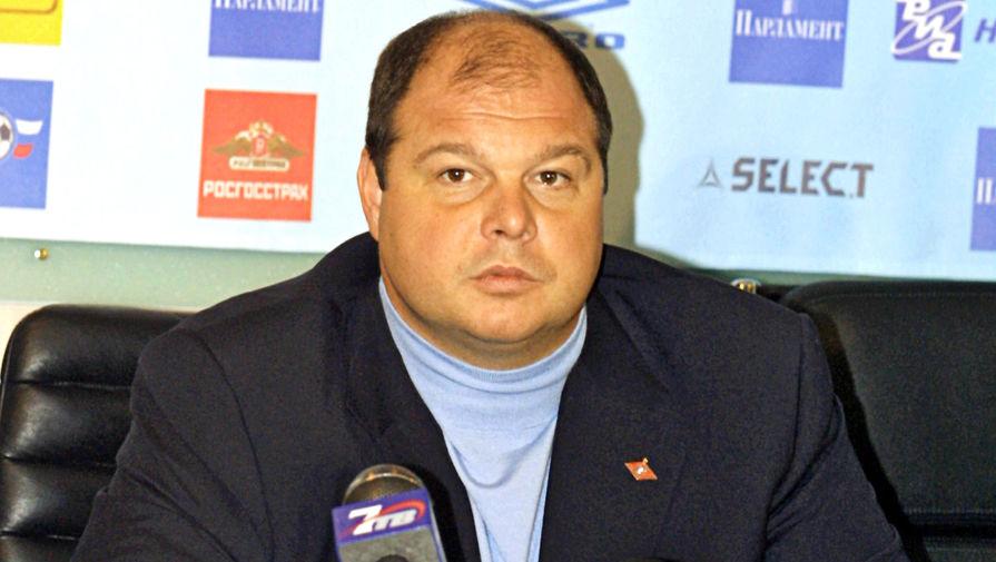 Червиченко рассказал о подарках для Карпина после первых матчей РПЛ
