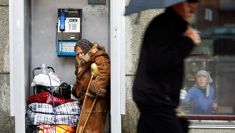 Доходы россиян: падению конца не видно