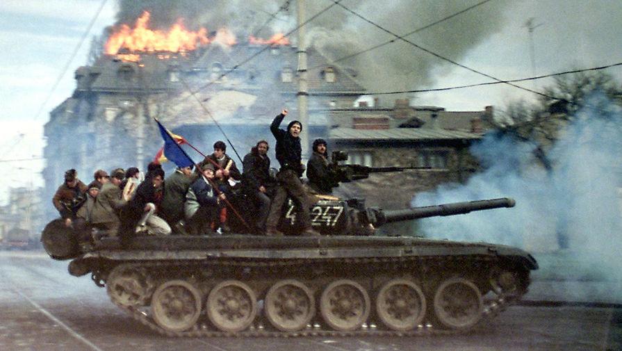 Последняя ошибка Чаушеску: как началась революция в Румынии