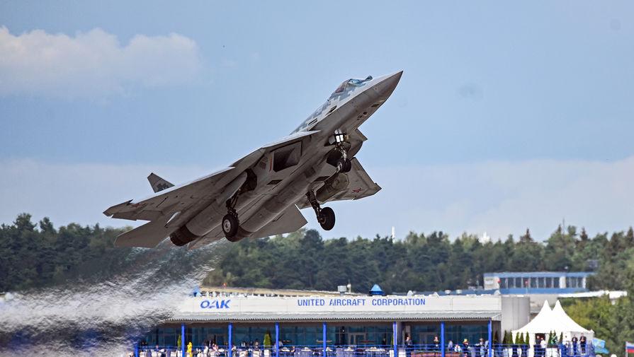 Источник назвал сроки начала производства новой версии Су-57