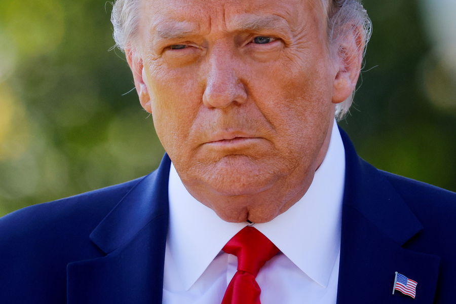 Трамп указал РЅР°РµРґРёРЅСЃС'венную причину, которая заставит его отказаться РѕС' участия РІРІС‹Р±РѕСЂР°С…