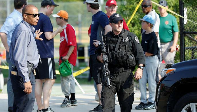 В Техасе полиция задержала около школы подростка с винтовкой и наркотиками