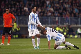 «Малага» потерпела второе домашнее поражение подряд