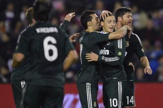 Месут Озил вырвал для «Реала» победу