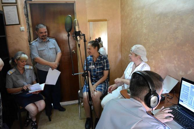 Обсуждение записанной песни осужденной Натальи Юрченко