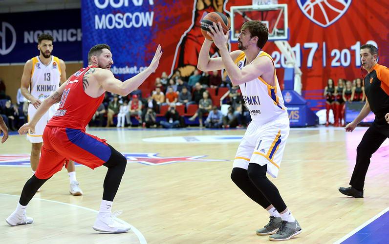 Cska Obygral Himki V Basketbolnoj Evrolige Gazeta Ru